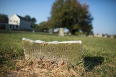 Elmerton cemetery, Hampton, VA, October 4, 2013