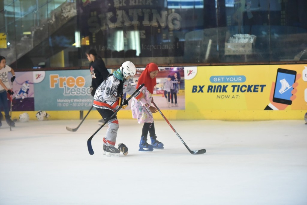 World Girls Ice Hockey Weekend 2019 at BX Rink Bintaro Jaya Xchange Ice Skating Rink - 11