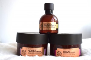 The Body Shop Secrets Of The World