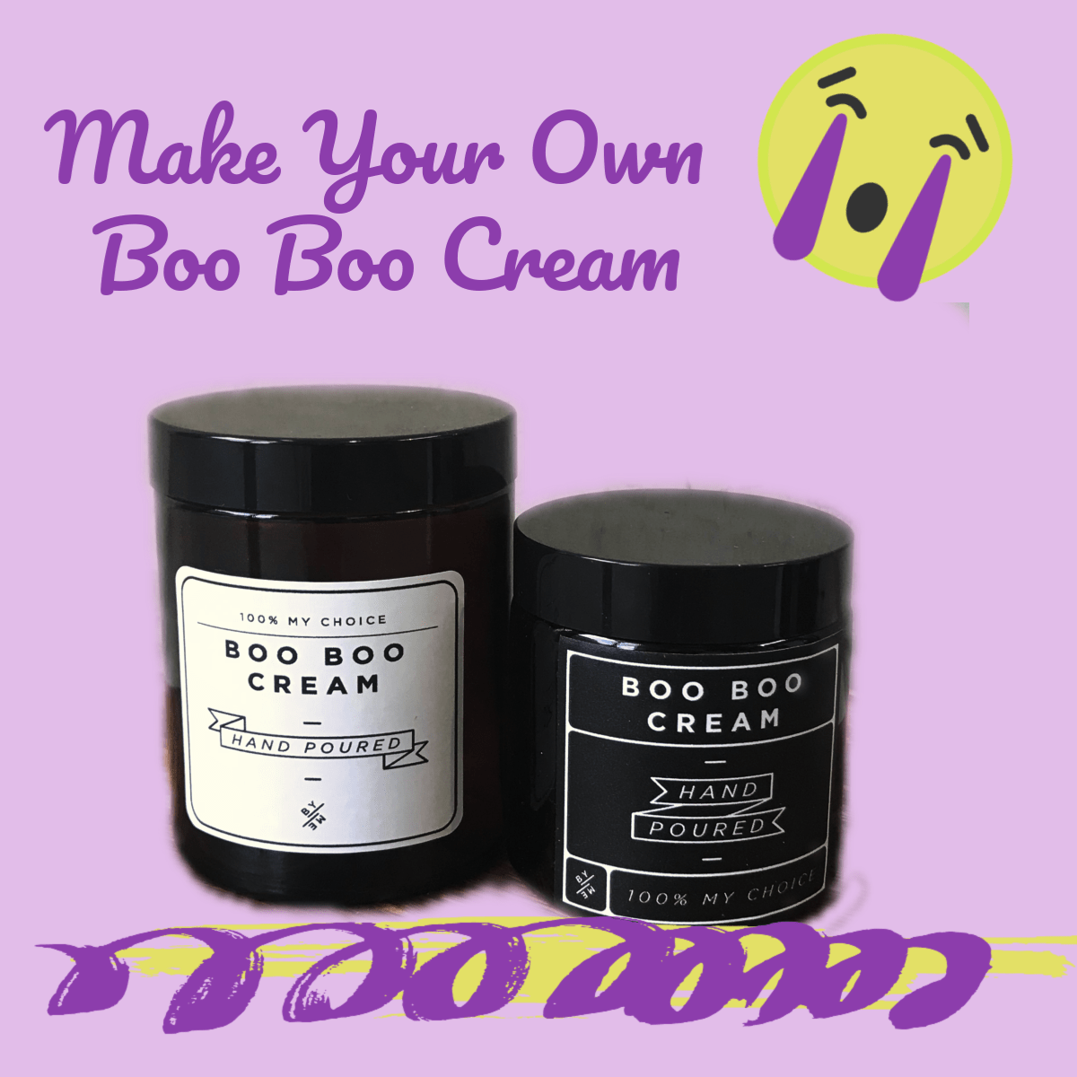 How to make your own Boo Boo Cream