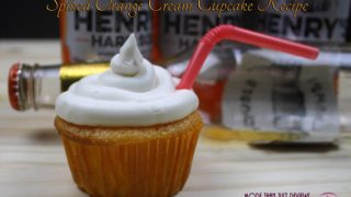 Henry's Spiked Orange Cream Cupcake Recipe