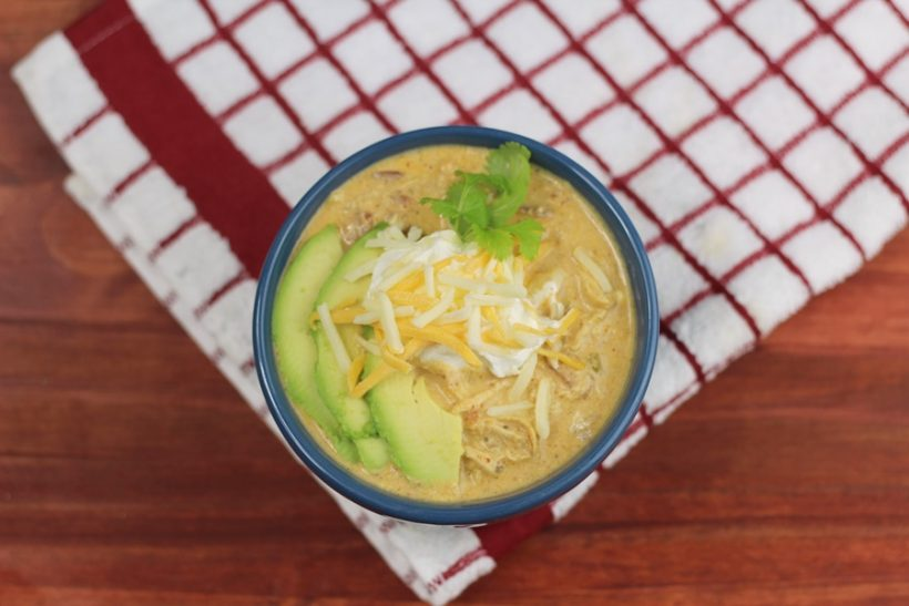 I absolutely love chili, however, I hate the beans. This was my first go at Instant Pot White Chicken Chili and it turned out amazing. #instantpot #keto #lowcarb #chicken #healthy #chili