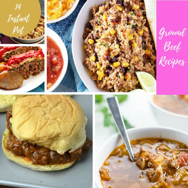 If you are on the hunt for instant pot meals using ground beef, then feast your eyes on these recipes below. You will find instant pot ground beef recipes to try out and see how your family likes it. You might even find a few instant favorites that you want to make over and over again. #instantpot #groundbeef#recipes #pressurecooker #pressurecooking