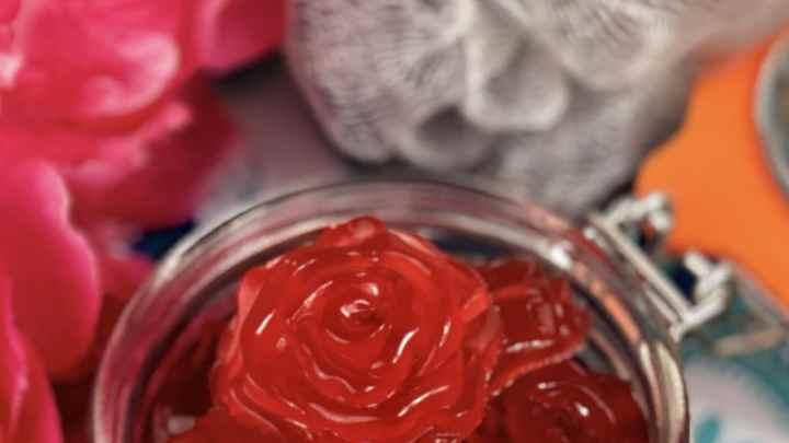 DIY Lush Inspired Shower Jellies