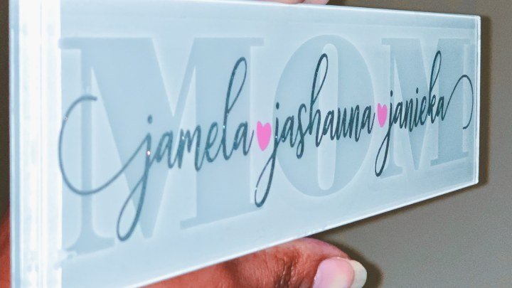 How To Etch Glass With The Cricut