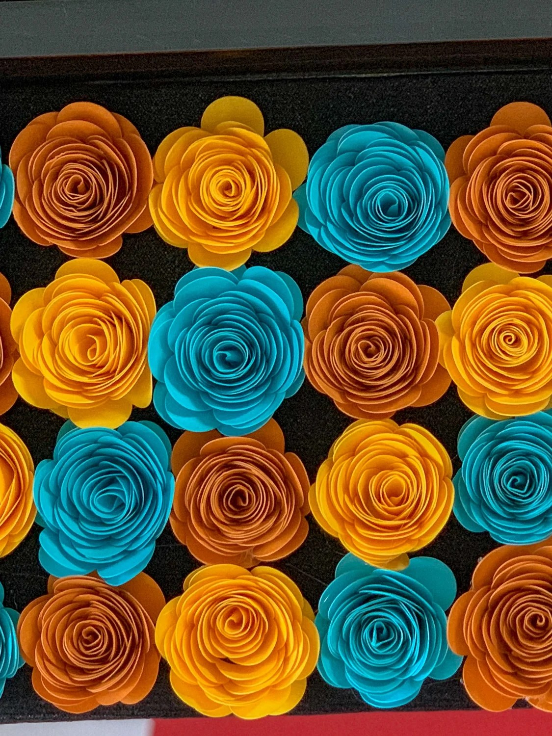 How To Make Paper Roses Plus Free Template By Pink
