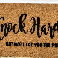 Custom Door Mats For Your Home