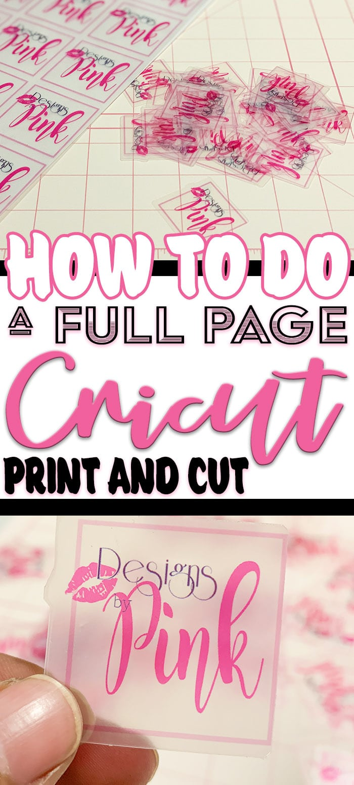 Cricut Print And Cut Size : cricut, print, Cricut, Print