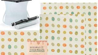 Reusable Silicone Food Storage & Beeswax Food Wraps