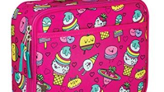LONECONE Kids' Insulated Fabric Lunchbox