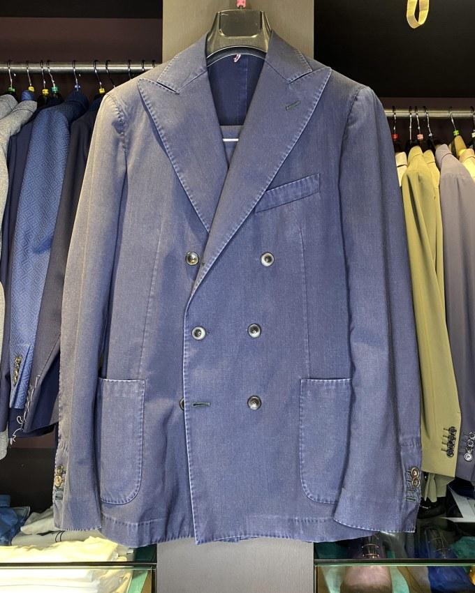 veste-costume-laine-lavee-bleu-willman