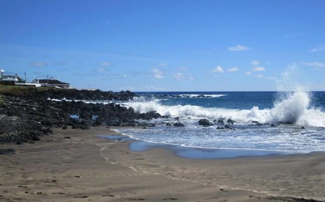 Praia do Pópulo - São Miguel, Açores