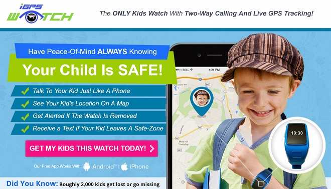 iGPS Watch Phone Reviews | Kids Safety Tracker Does it Work