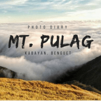 I conquered, I survived Mt Pulag