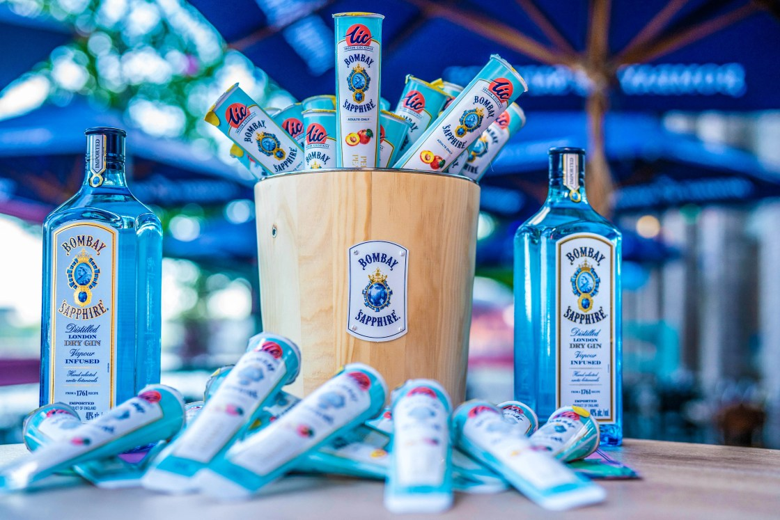 by ami bombay sapphire