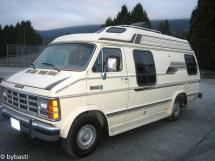 1988 Dodge Roadtrek Van Camper - Year of Clean Water