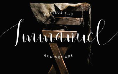 Matt 1:18-25 HULLE SAL HOM IMMANUEL NOEM