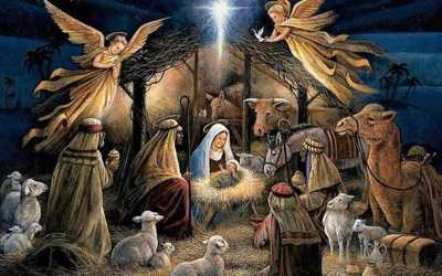 Jesus se maagdelike geboorte
