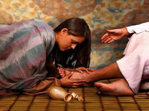 Gebed vir Lydenstyd n.a.v. Joh 12:1-8