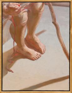 Michael Buesking: Ezekiel Joining Two Sticks - with permission