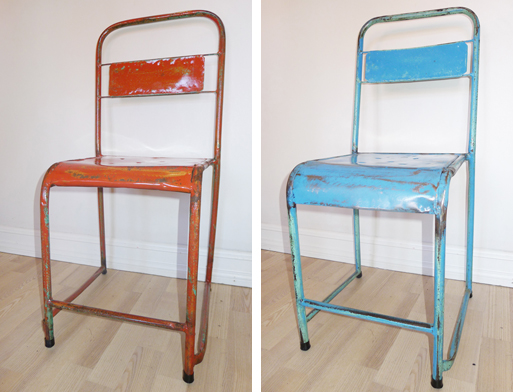 antique metal chairs for sale best hanging australia vintage from bali by bjorkheim