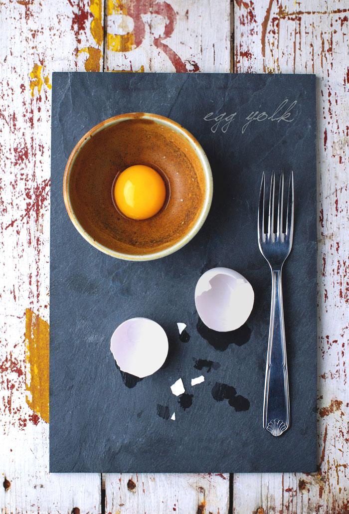 Egg-yolk