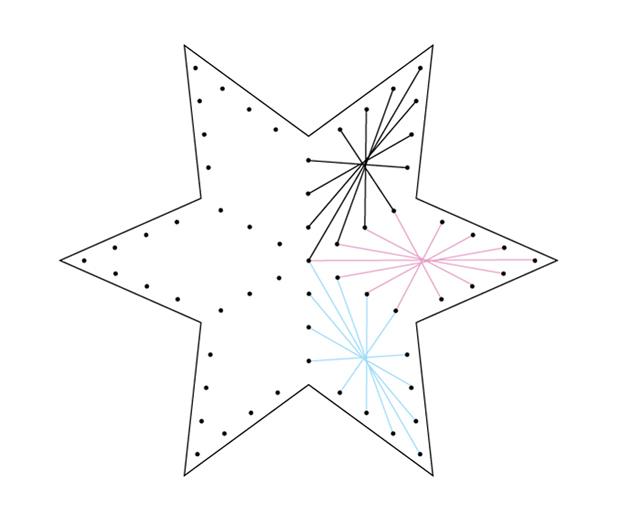 String-art-stjerne-tutorial