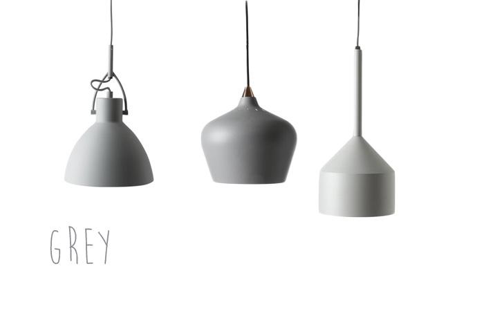 Lamp mix grey from ILVA