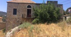 Old House for Sale Deria Batroun Housing area 200Sqm
