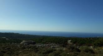 Land for Sale Gharzouz Jbeil Area 860Sqm