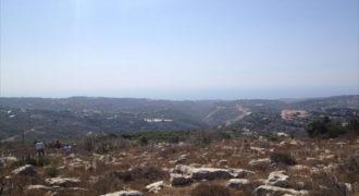 Land for Sale Aabeidat Jbeil Area 2430Sqm