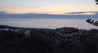 Land for Sale Halat Jbeil Area 1205Sqm