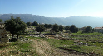 Land for Sale Ehmej Jbeil Area 830Sqm