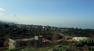 Land for Sale Edde Jbeil Area 1176Sqm
