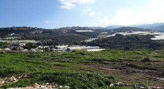 Land for Sale Edde Jbeil Area 1234Sqm