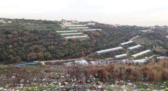 Land for Sale Bentael Jbeil Area 2200Sqm