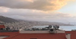Apartment for Sale Adma Kesserwan Frist Floor Area 213Sqm and 208Sqm Terraces and Garden