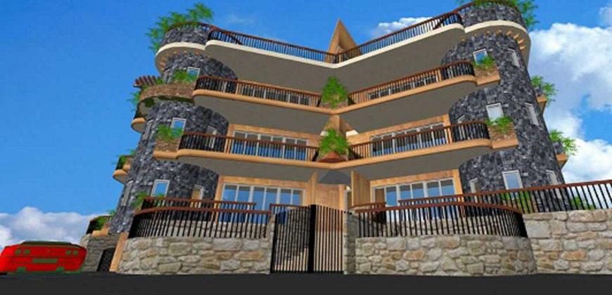 Apartment for Sale Adma Kesserwan Third Floor Area 205Sqm