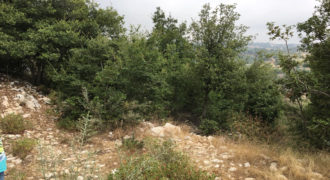 Land for Sale Mechmech Jbeil Area 1890Sqm