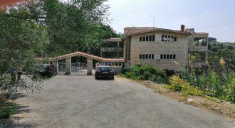 Villa for Sale Bejjeh Jbeil Building Area 900 Sqm Land Area 3162Sqm