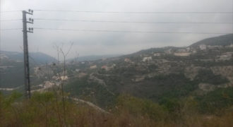 Land for Sale Chamat Jbeil Area 1550Sqm