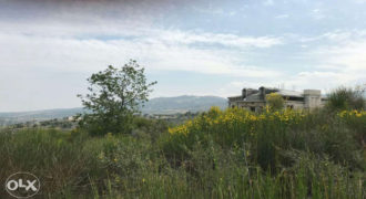 Land for Sale Hadtoun Batroun Area 1567Sqm