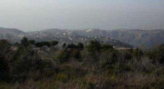 Land for Sale Ram Batroun Area 4150Sqm