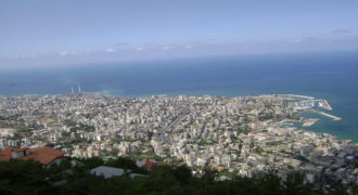 Land for Sale Harissa Kesserwan Area 2128Sqm