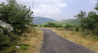Land for Sale Lehfed Jbeil Area 880Sqm