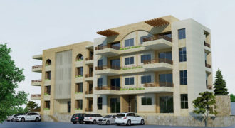 Apartment For Sale Aamchit Jbeil SS floor Area 171 Sqm and Garden 60Sqm