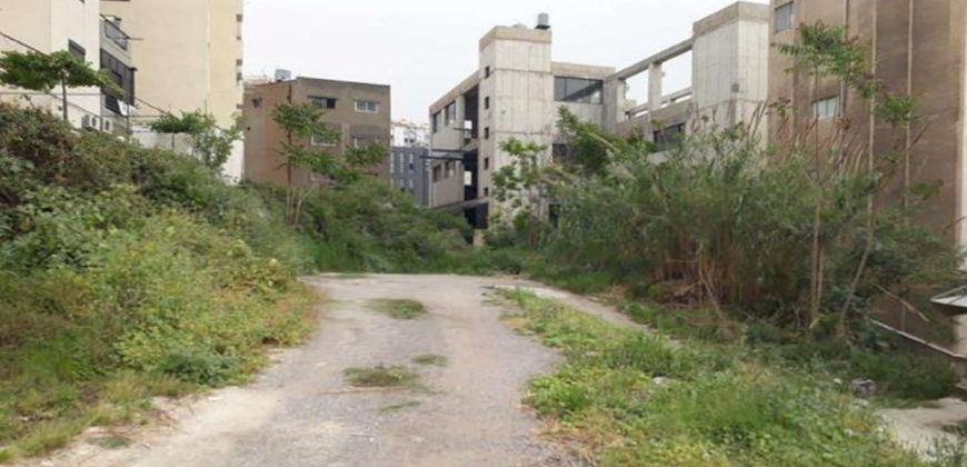 Land for Sale Zouk Mosbeh Kesserwan Area 1804Sqm