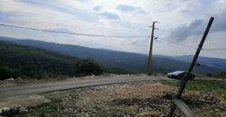 Land for Sale Mechmech Jbeil Area 1201Sqm
