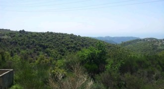 Land for Sale Mar Mema Batroun Area 2182Sqm