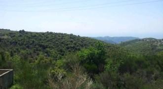 Land for Sale Mar Mema Batroun Area 2182Sqm